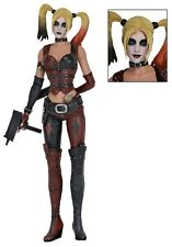 "NECA Batman Arkham City Video Game 1/4 Scale Harley Quinn 18"" Action Free P&P"