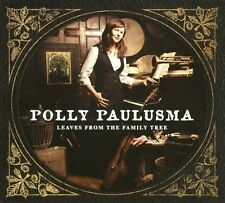 NEW Leaves From The Family Tree [digipak] * by Polly Paulusma CD (CD) Free P&H