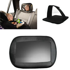 Durable Rearview Car Back Seat Baby Mirror Kids Baby Blind Spot In-sight Mirror