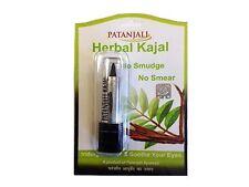 New Set of 2 Pcs Patanjali Ayurveda Herbal Kajal 3 gm Natural EyeLiner