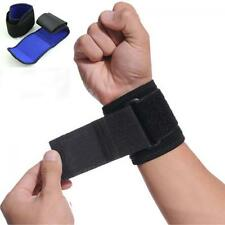 Gym Support Wrist Strap Wristband Wrap Bandage Adjustable