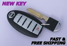 '13-14 NISSAN PATHFINDER MURANO SMART KEY keyless entry remote fob transmitter