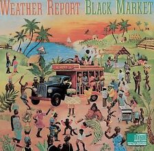 Black Market [Remaster] by Weather Report (CD, Jun-2002, Columbia (USA))(cd5839)