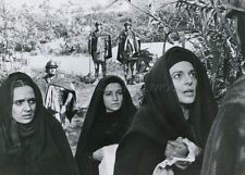 ANNE BANCROFT JESUS DE NAZARETH 1977 VINTAGE PHOTO ORIGINAL #2