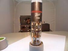 Cv389/vcrx210 cathode ray vidéo predecessor tube tube valvola ultra rare...