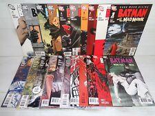 Batman MEGA SET! Mad Monk, more! Matt Wagner, Kevin Smith! 21 Comics (b 17701)