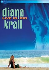 DVD - DIANA KRALL LIVE IN RIO  (NEW SEALED)