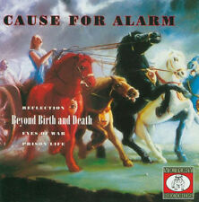 CAUSE FOR ALARM / WARZONE Split CD (1995 Victory) New!