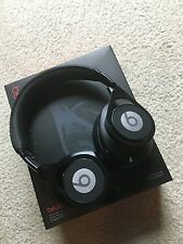 New Open Box Beats by Dre Headphones - EXECUTIVE - BLACK FREE SHIPPING