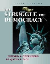 The Struggle for Democracy (5th Edition)-ExLibrary