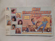 The Babysitters Club Game Complete Excellent Used Condition Milton Bradley