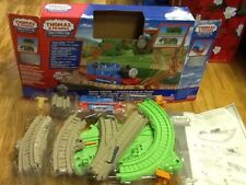 "Thomas & amici-TrackMaster Thomas ""WIDE RIDE Set con box + istruzioni"