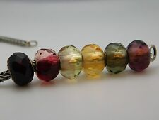 Authentic Trollbeads Kit of 6 Prisms