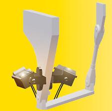 Viessmann 6339 H0 Deckenstrahler, LED weiß, 7 Stück #NEU in OVP#