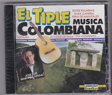"EL TIPLE-""Musica Columbiana"" Cumbia/CLASSIC Tejano Tex Mex CD SEALED"