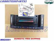 LAND ROVER HEATER SURROUND PLATE COVER RANGE ROVER CLASSIC 86-94 OEM MXC5551