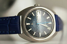 CERTINA DS-2  Certiday Automatic *BLUE dial, 1972*