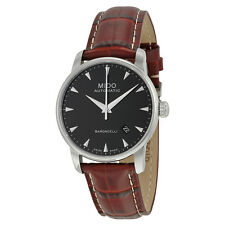 Mido Baroncelli Stainless Steel Mens Watch M8600.4.18.8