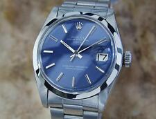 Rolex 1500 Swiss Made Automatic Mens Vintage 1977 Stainless Steel Watch QR15