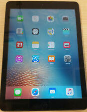 Apple iPad Air 64GB Wi-Fi + 4G LTE Unlocked (AT&T) 9.7in - Space Gray A1475