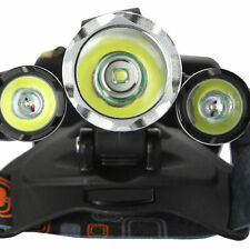 20000LUMENS 3X Waterproof T6 LED Headlamp Head Light Torch Lamp 18650 Battery US
