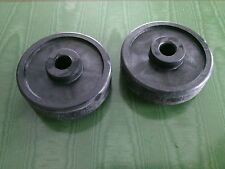 Horizon Fitness Treadmill Transport Wheels Set Part No 073633 Replacement Parts