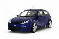 1:18 Otto Mobile FORD Focus RS MK1 Otto Models OT128 NEU NEW