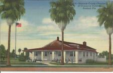 ag (C) Sarasota, Florida: Seminole County Chamber of Commerce Building
