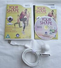 YOUR SHAPE WITH CAMERA WII