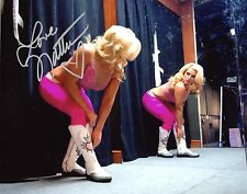 "WWE SIGNED PHOTO NATALYA TOTAL DIVAS WRESTLING DIVA 8x10"" PROMO GYM WARM UP"
