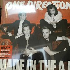 One Direction 'Made In The A.M.' Limited 2 x LP VINYL + MP3 DOWNLOAD NEW /SEALED
