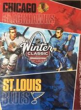 2016 2017 WINTER CLASSIC GAME PROGRAM NHL ST. LOUIS BLUES VS CHICAGO BLACKHAWKS