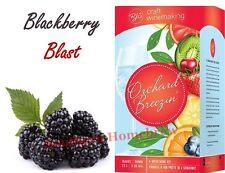 RJ Spagnols Orchard Breezin Blackberry Blast Merlot Wine Making Kit