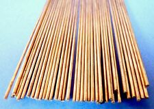 6x NEW 250mm L x 1.2mm D NEW COPPER WIRE RODS JEWELLERY CRAFTS TOY-MAKE FREE P&P