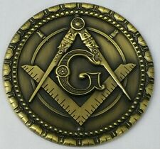 New Freemason Masonic Car Emblem