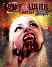 Lady of the Dark: Genesis of the Serpent Vampire - WORSHIP THE SNAKE  DVD!