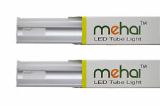 2 Pcs Mehai T5 - 22W Slim Led Tube Light 4 Feet (1200MM) For Home And Office
