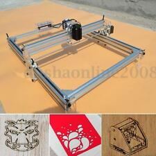 2500mW USB Laser Graveur Gravure Machine Imprimante 40X50CM DIY Logo Marquage
