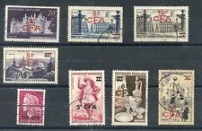 STAMP / TIMBRE / LA REUNION  LOT OBLITERE