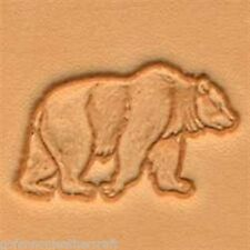 Craftool 3-D Leather Stamp Bear (88304-00)