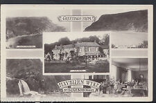 Yorkshire Postcard - Greetings From Hayburn Wyke, Near Scarborough   DD508