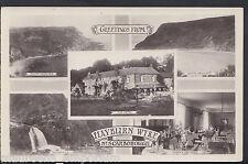 Yorkshire Postcard - Greetings From Hayburn Wyke, Near Scarborough   DD508