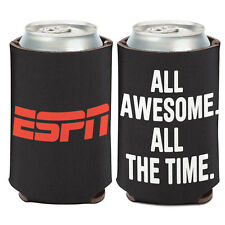 ESPN Logo Can Cooler 12 oz. Koozie