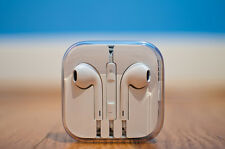 New Apple iPhone 5 5S 6 6S OEM EarPods Earphones W/Remote & Mic Original