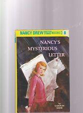 Nancy Drew's Mysterious Letter