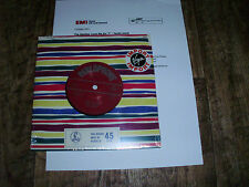 "Beatles 50th aniversary 45 ""Love Me Do"" Withdrawn Copy of Rercall Letter Mint"