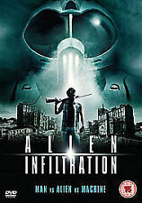 Alien Infiltration  DVD Jeremy London, Roddy Piper, Cuyle Carvin, Adrienne LaVal