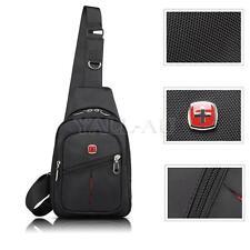 Travel Running Cross Body Messenger Shoulder Sling Chest Bag Back Pack SwissGear