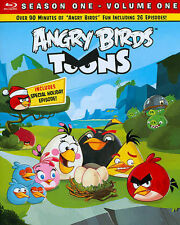 Angry Birds Toons, Vol. 1 (Blu-ray Disc, 2013)