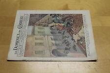 rivista - DOMENICA DEL CORRIERE - anno 1944 numero 51 ill.MOLINO